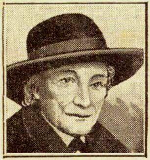 Portrait de Fabre