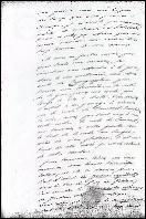 Jean-Henri FABRE's manuscript, letter to John Stuart Mill, page 2