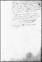 Jean-Henri FABRE's manuscript, letter to John Stuart Mill, page 3